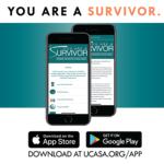 Image of Sexual assault survivor app