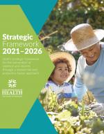 2021 - 2026 VIPP Strategic Framework to address violence and injury within Utah.